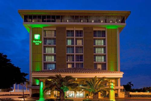 Photo of the Holiday Inn Miami International Airport building