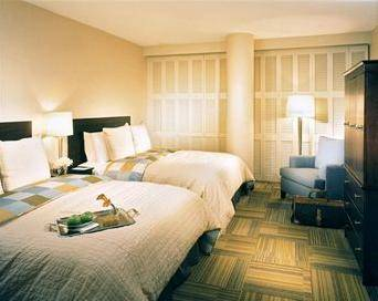 Photo of guestrooms at Miami International Airport Hotel